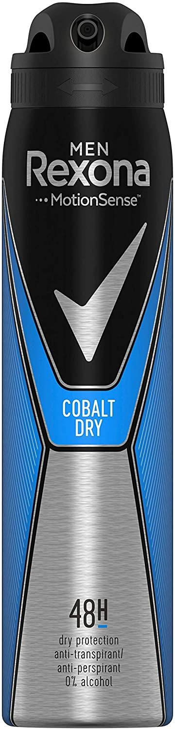 Rexona Men Spray Cobalt 250ml