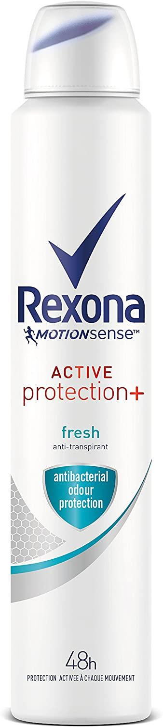 Rexona Woman Spray Active Fresh 200ml