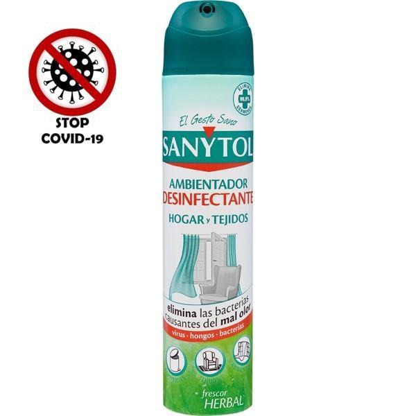Sanytol  Ambientador desinfectante 300ml