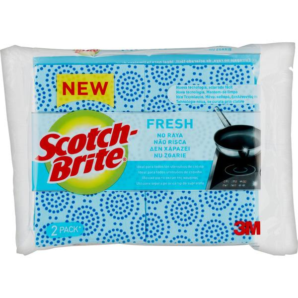 Scotch Brite fresh no raya 2u