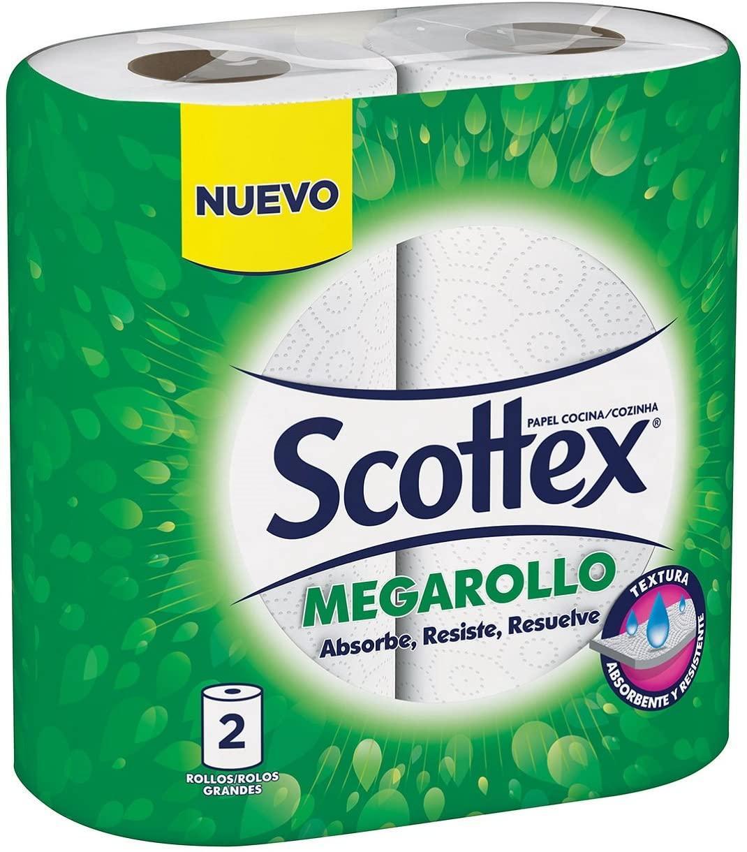 Scottex cocina Megarollo 2r