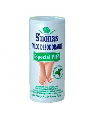 Snonas Talco para Pies 100gr