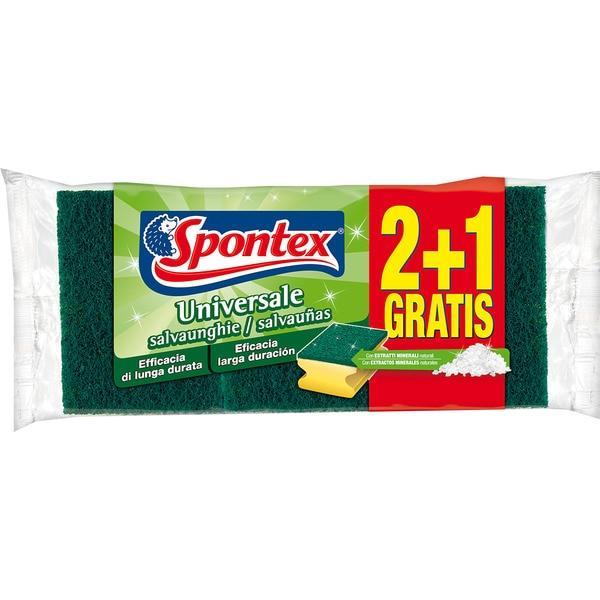 Spontex Salvauñas 2+1