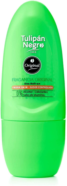 Tulipán Negro Desodorante Original Roll-on 50ml