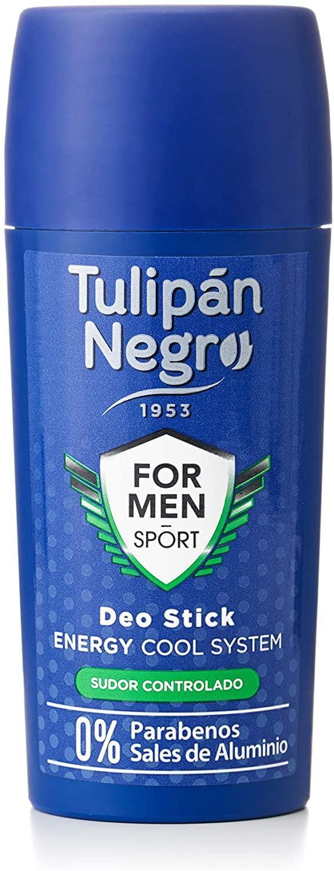 Tulipán Negro barra Men Sport 75ml