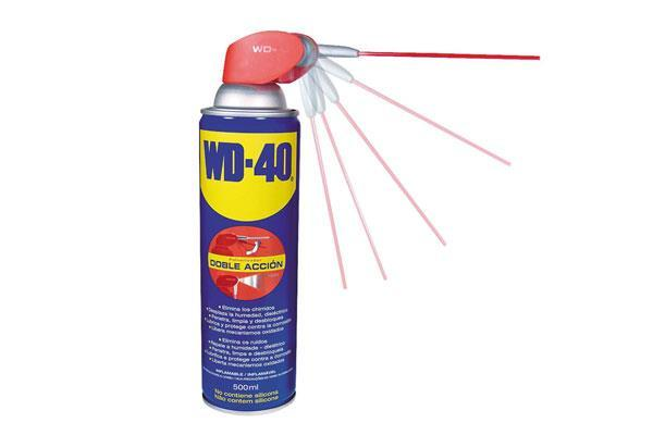 WD-40 400ml Doble acción