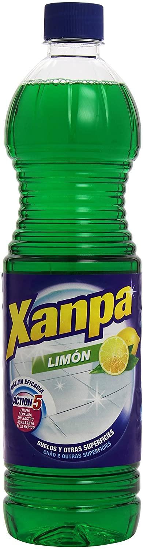 Xanpa Fregasuelos  limón 1L