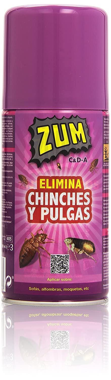 Zum insecticida Chinches y Pulgas 300ml