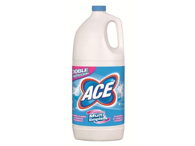 Lejía Ace 4 Litros