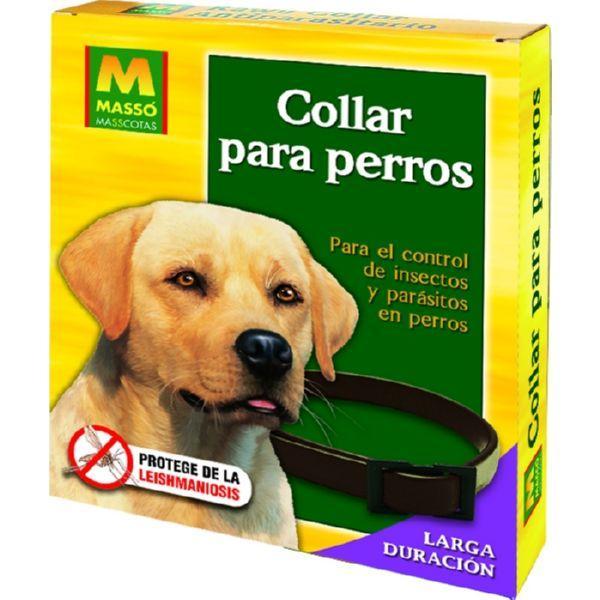 Masso Collar Repelente para perros
