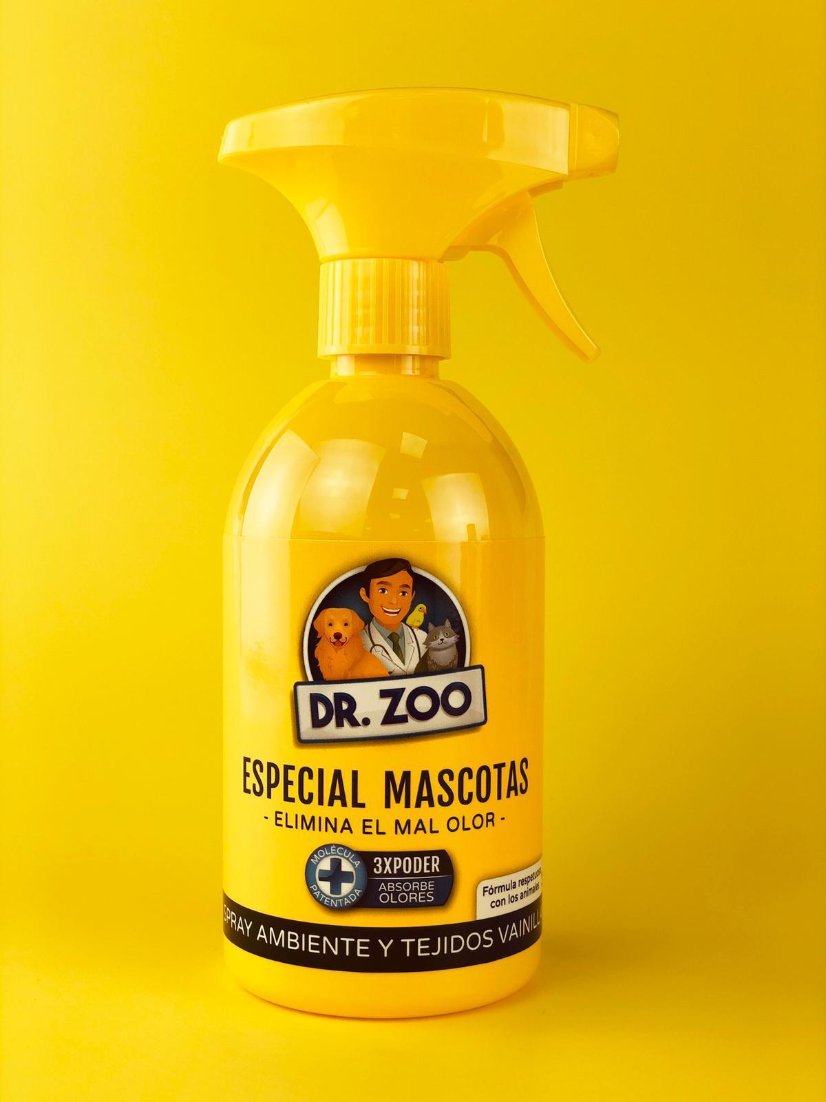 DR Zoo Ambiente y Tejidos 500ml