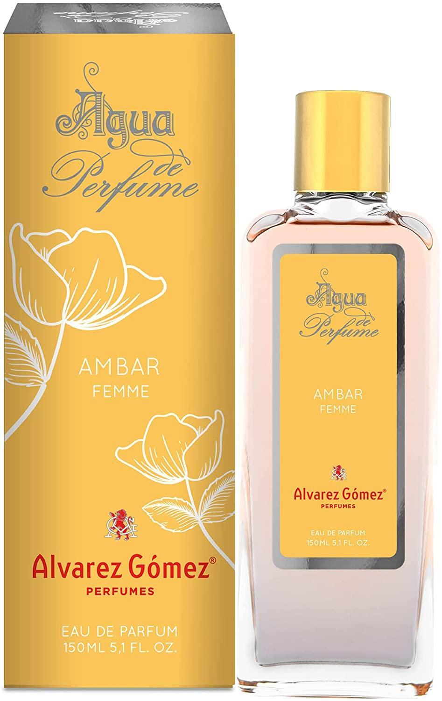 Álvarez Gómez Agua Perfume Ambar 150ml