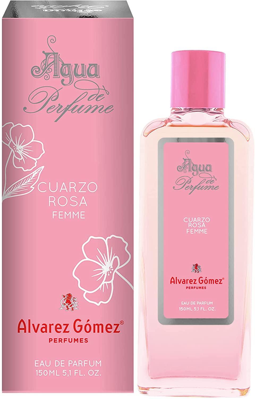 Álvarez Gómez Agua Perfume Cuarzo Rosa 150ml