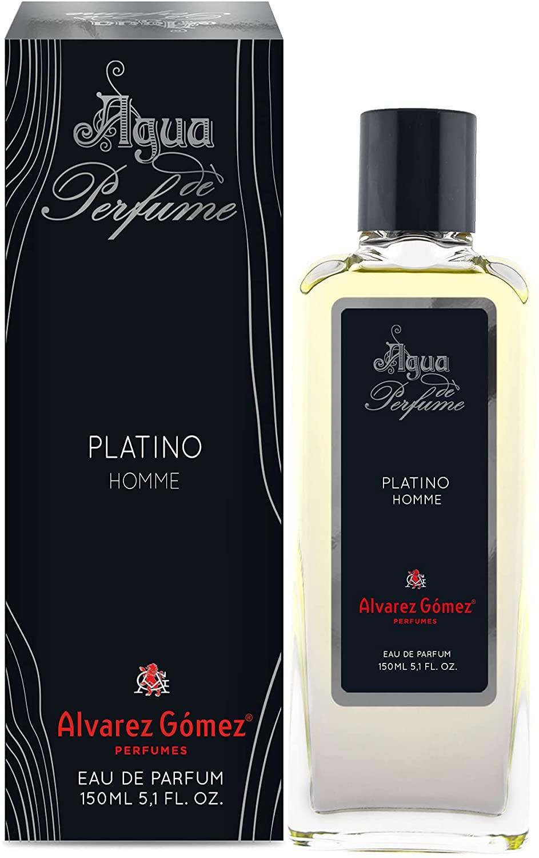 Álvarez Gómez Agua Perfume Platino 150ml