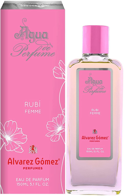 Álvarez Gómez Agua Perfume Rubí 150ml