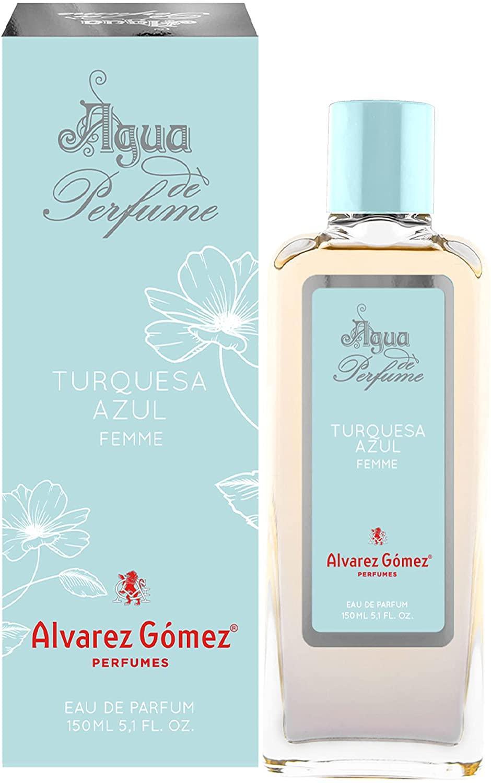 Álvarez Gómez Agua Perfume Turquesa Azul 150ml