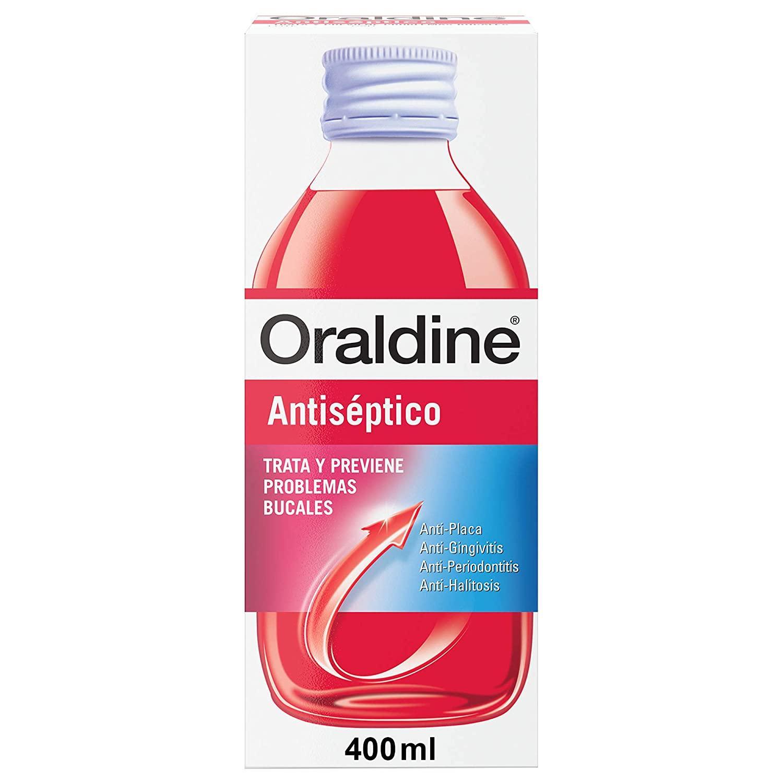 Oraldine Bucal Antiséptico 400ml