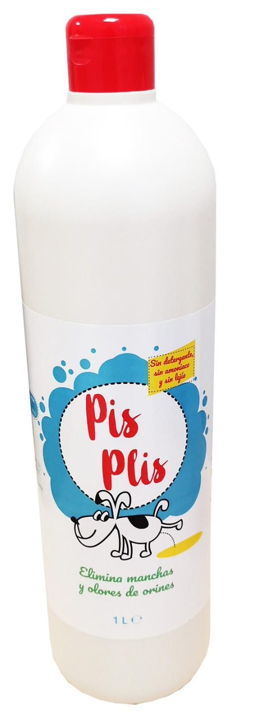 Pis Plis Limpiador de Orines de Perros 1L