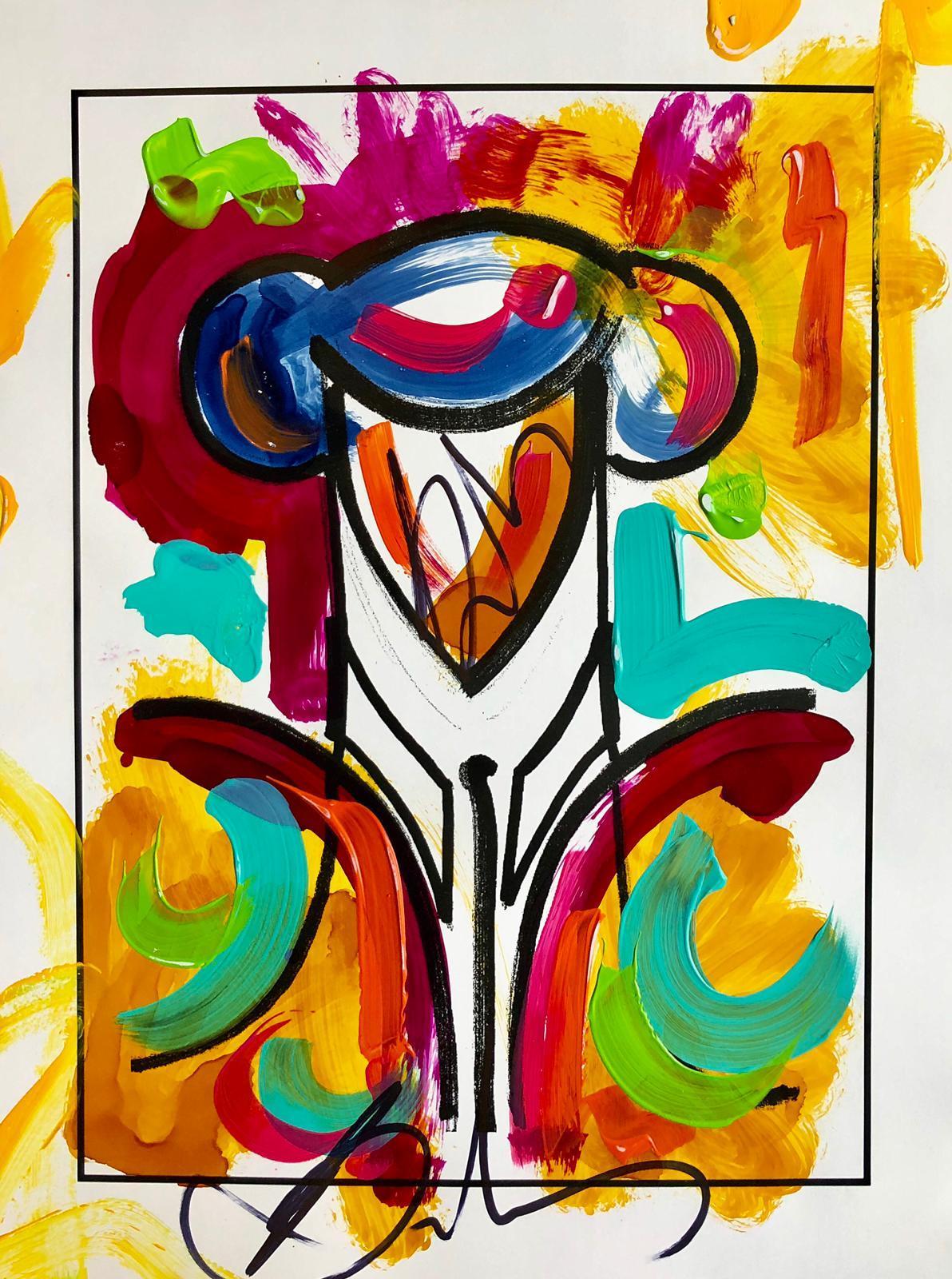 Lámina Torero Balcris 32x42 cm