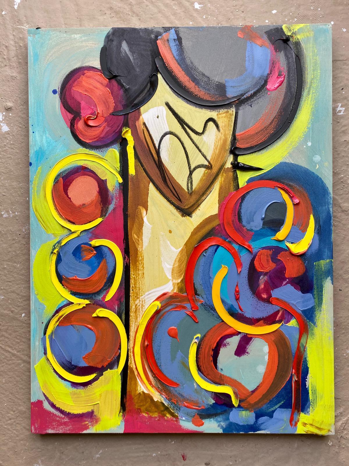 Óleo sobre lienzo 70x50