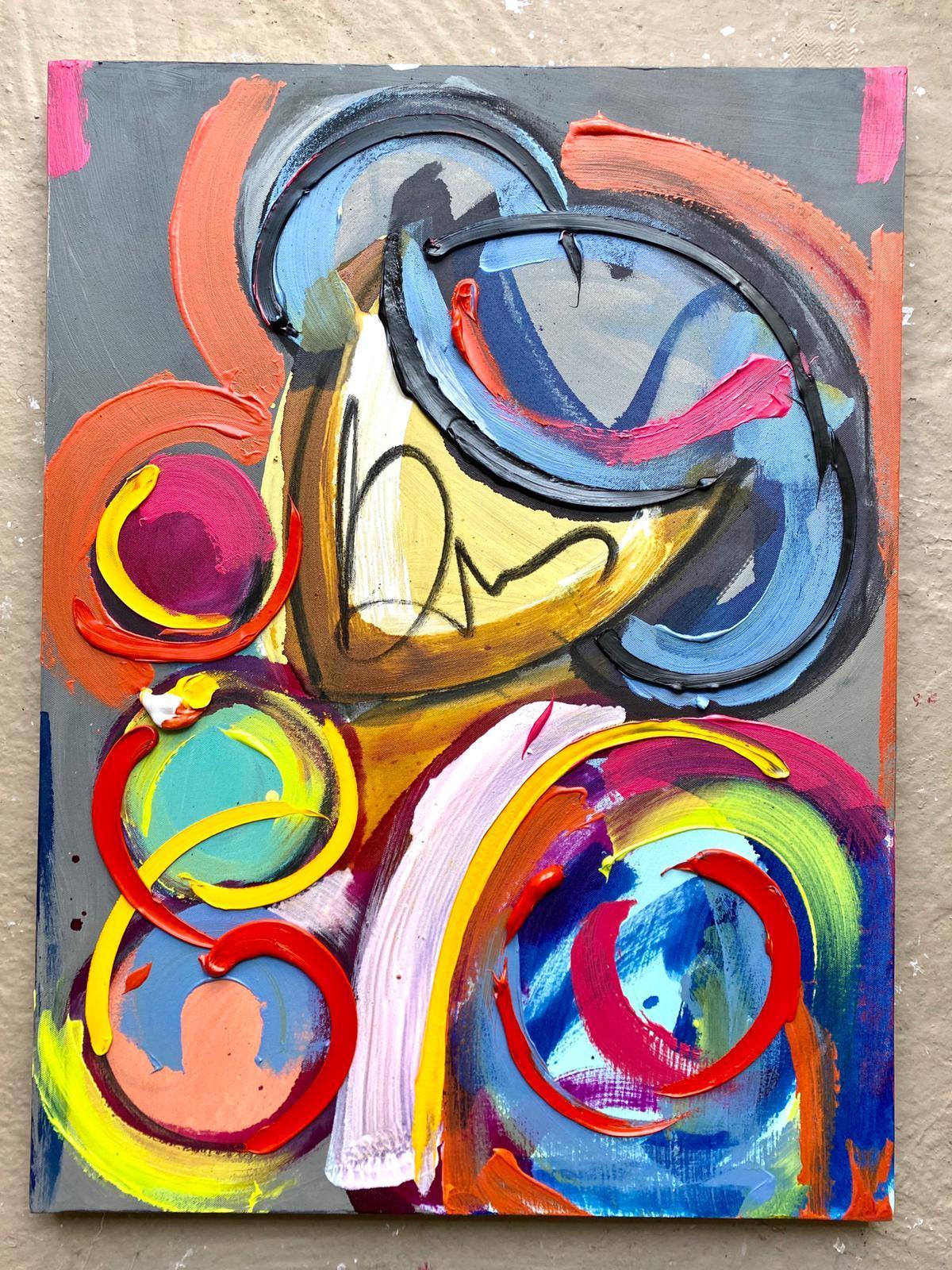Torero óleo 50x70 lienzo