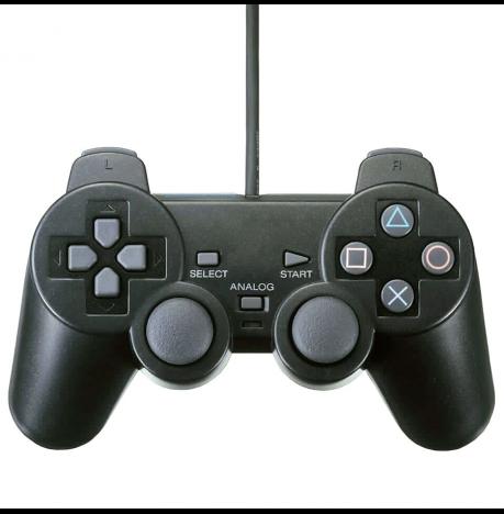 MANDO PS2 COMPATIBLE LOGI3 - SEMINUEVO