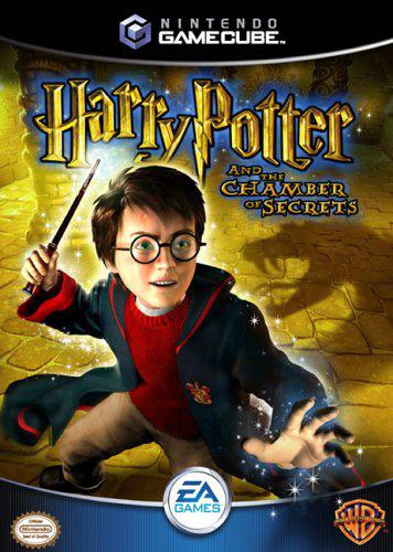 SEMI HARRY POTTER Y LA CAMARE SECRETA GAMECUBE