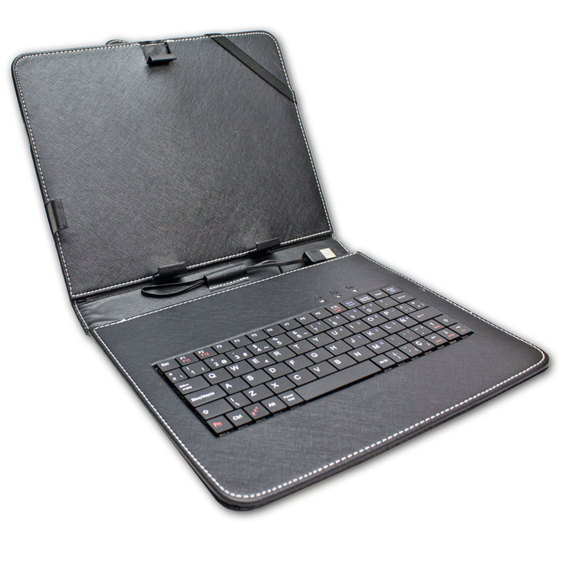 FUNDA TABLET CON TECLADO 9