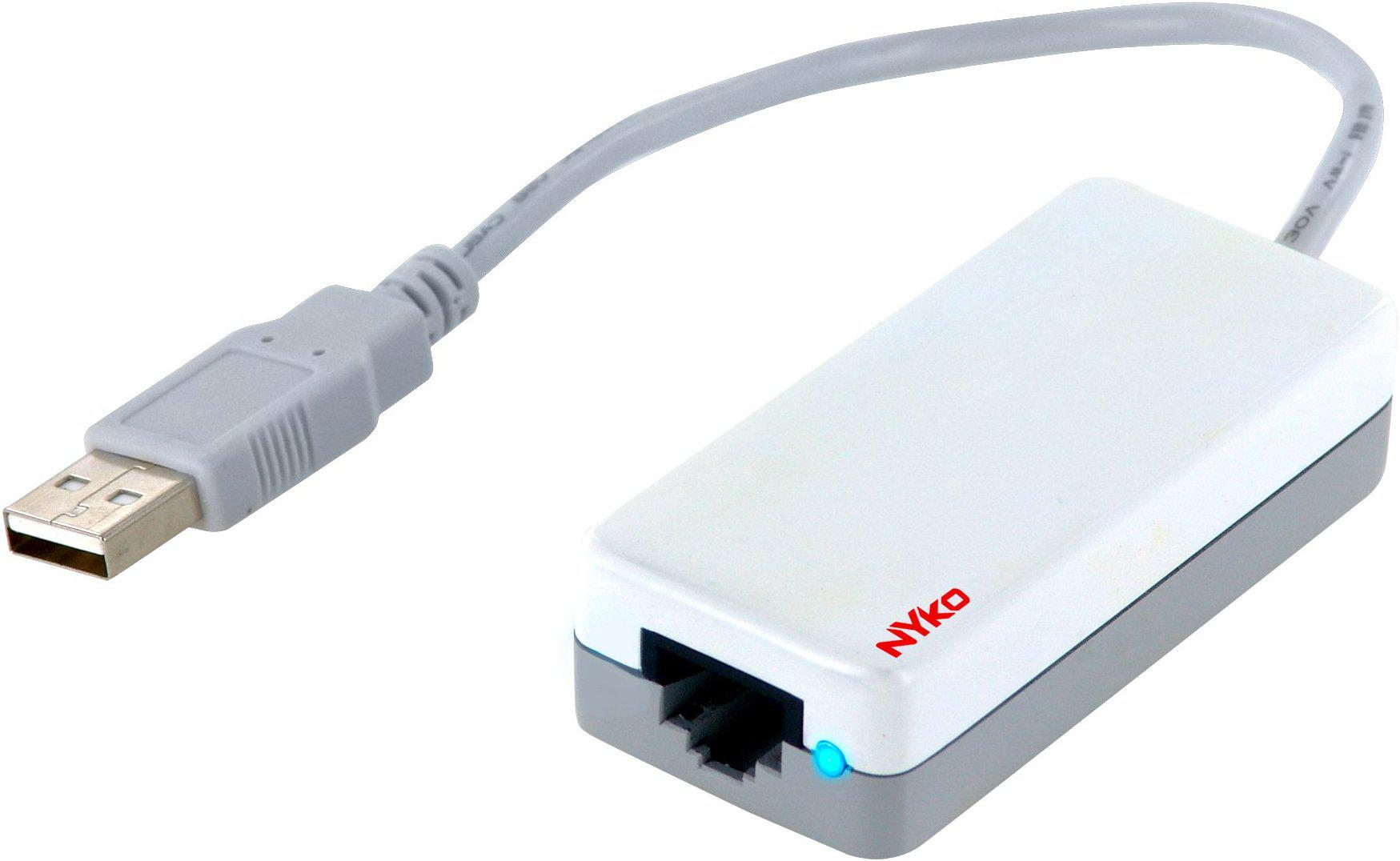 NET CONNECT ADAPTADOR LAN WIIU-WII
