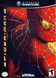 SEMI SPIDER-MAN 2 GAMECUBE