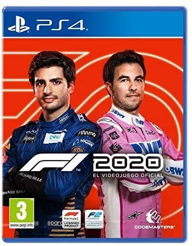 F1 2020 SEVENTY EDITION - PS4
