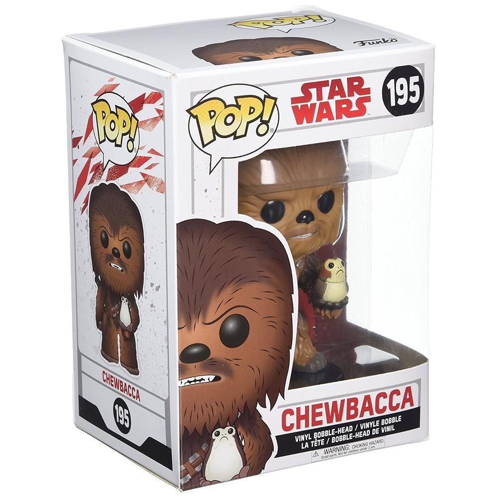 195 - CHEWBACCA - STAR WARS - FUNKO POP