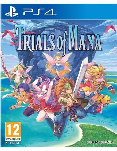 TRIALS OF MANA - PS4 - SEMINUEVO