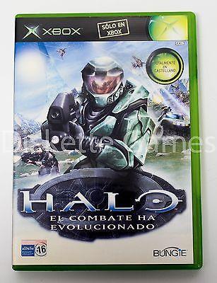 HALO - XBOX - SEMINUEVO