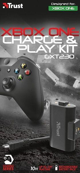 TRUST CHARGE AND PLAY KIT SUITABLE GXT 230