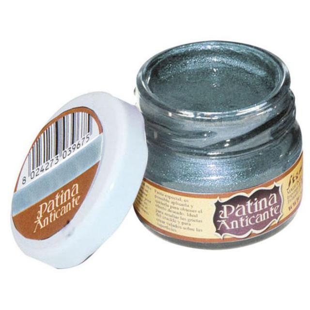 patina-anticante-turquesa-metalico-stamperia