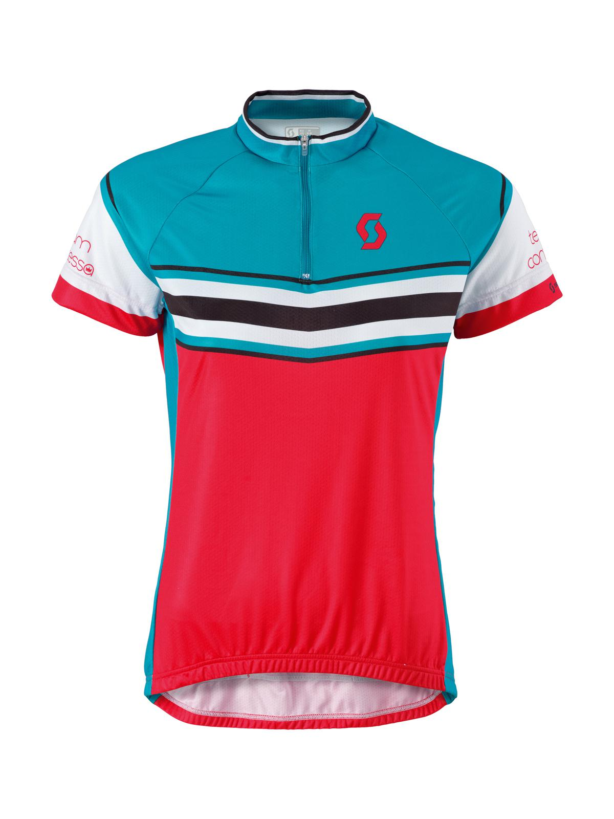 MAILLOT SCOTT VINTAGE CHICA
