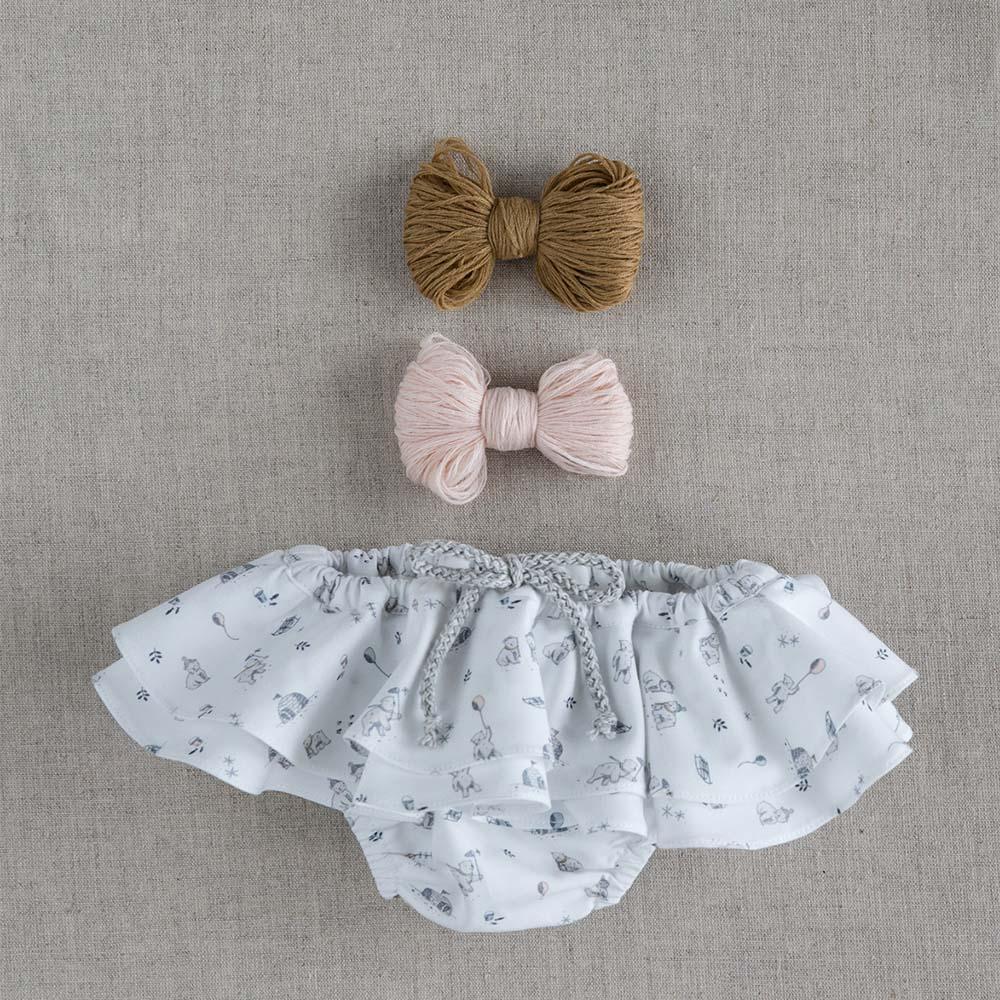 Braguitas para vestidos de moda infantil