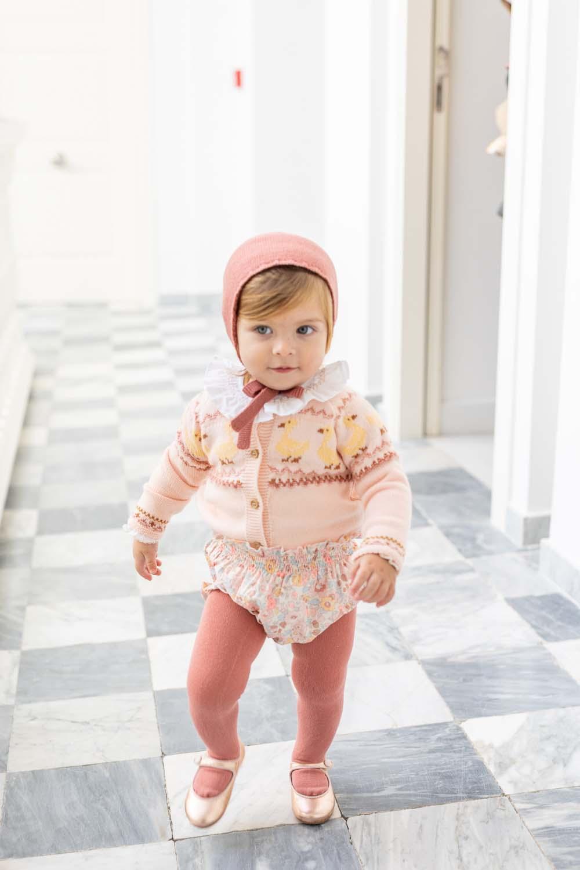 Culotte tejido liberty exclusivo para bebé de Mi Canesú