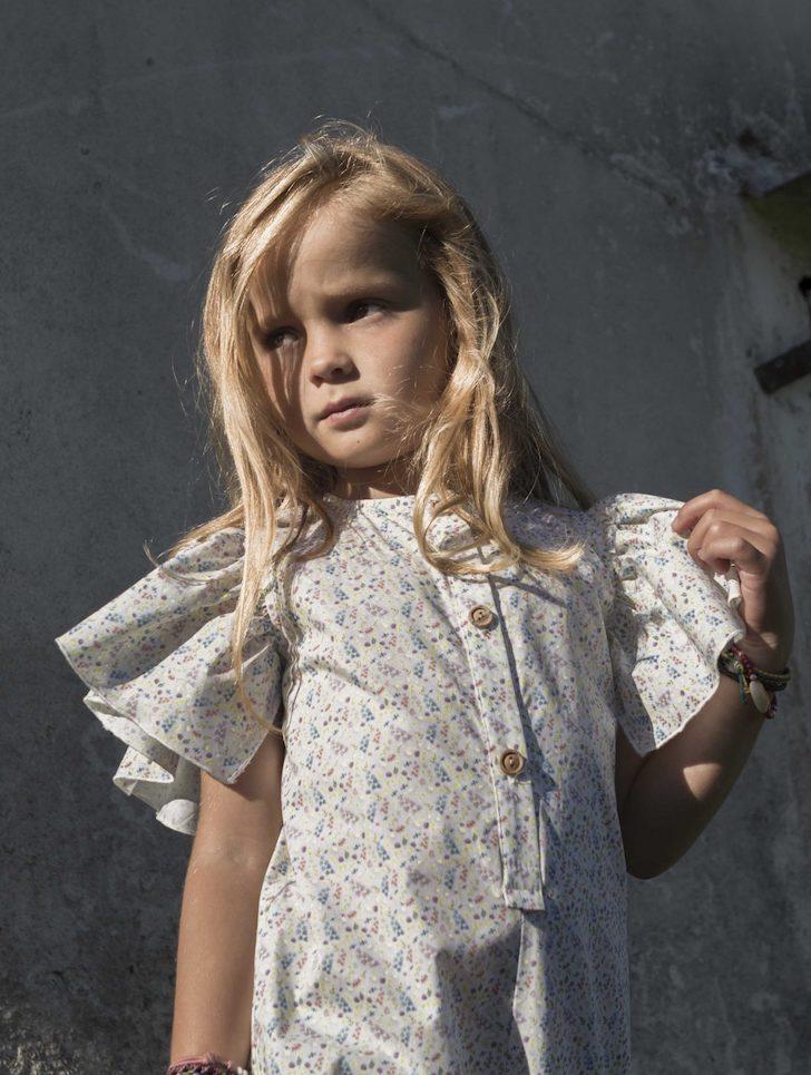 Peto Liberty infantil de la marca Mia y Lia