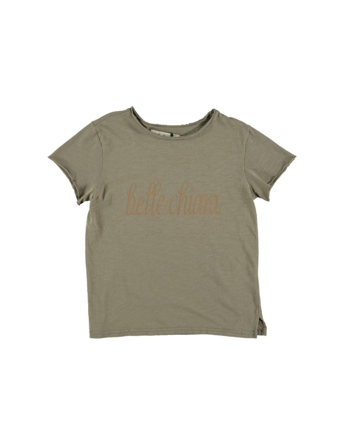 Camiseta Flame de Belle Chiara
