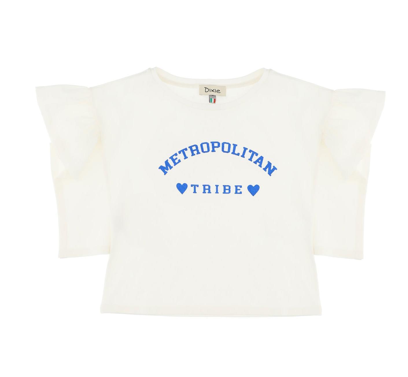Camiseta escote redondo de Clotina Moda Infantil