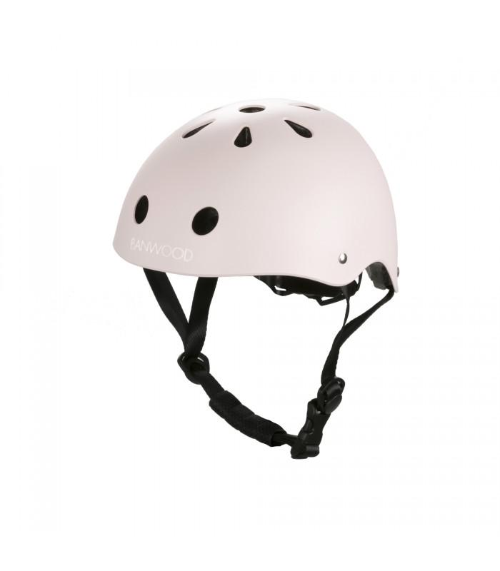 Casco Rosa Mate de Banwood