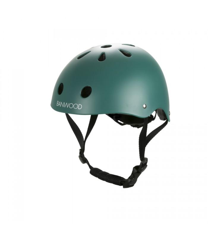 Casco Verde Mate Banwood