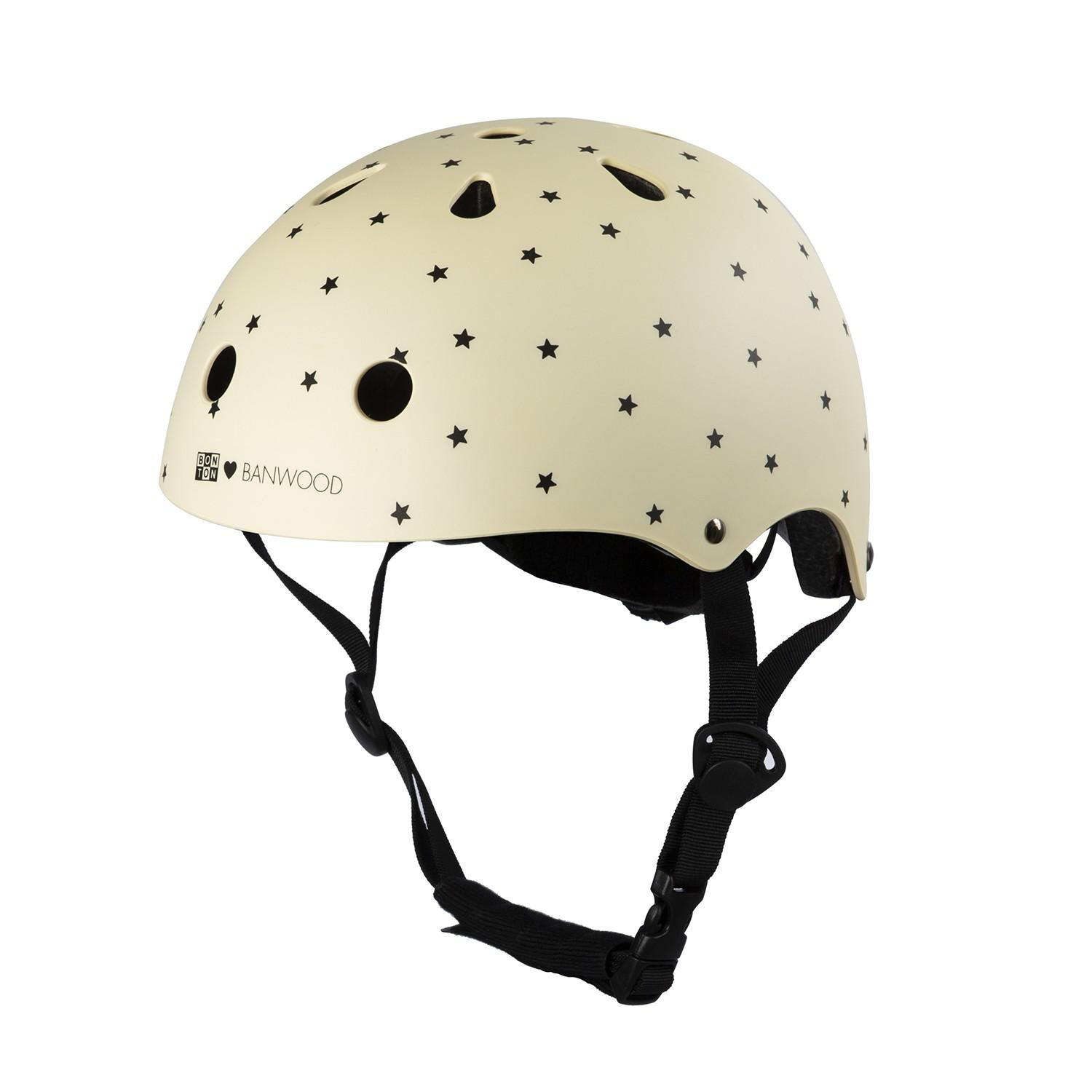 Casco Clásico Bonton R Color Crema Banwood
