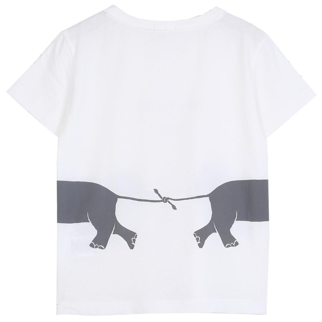 Camiseta Infantil Elefantes de Emile et Ida