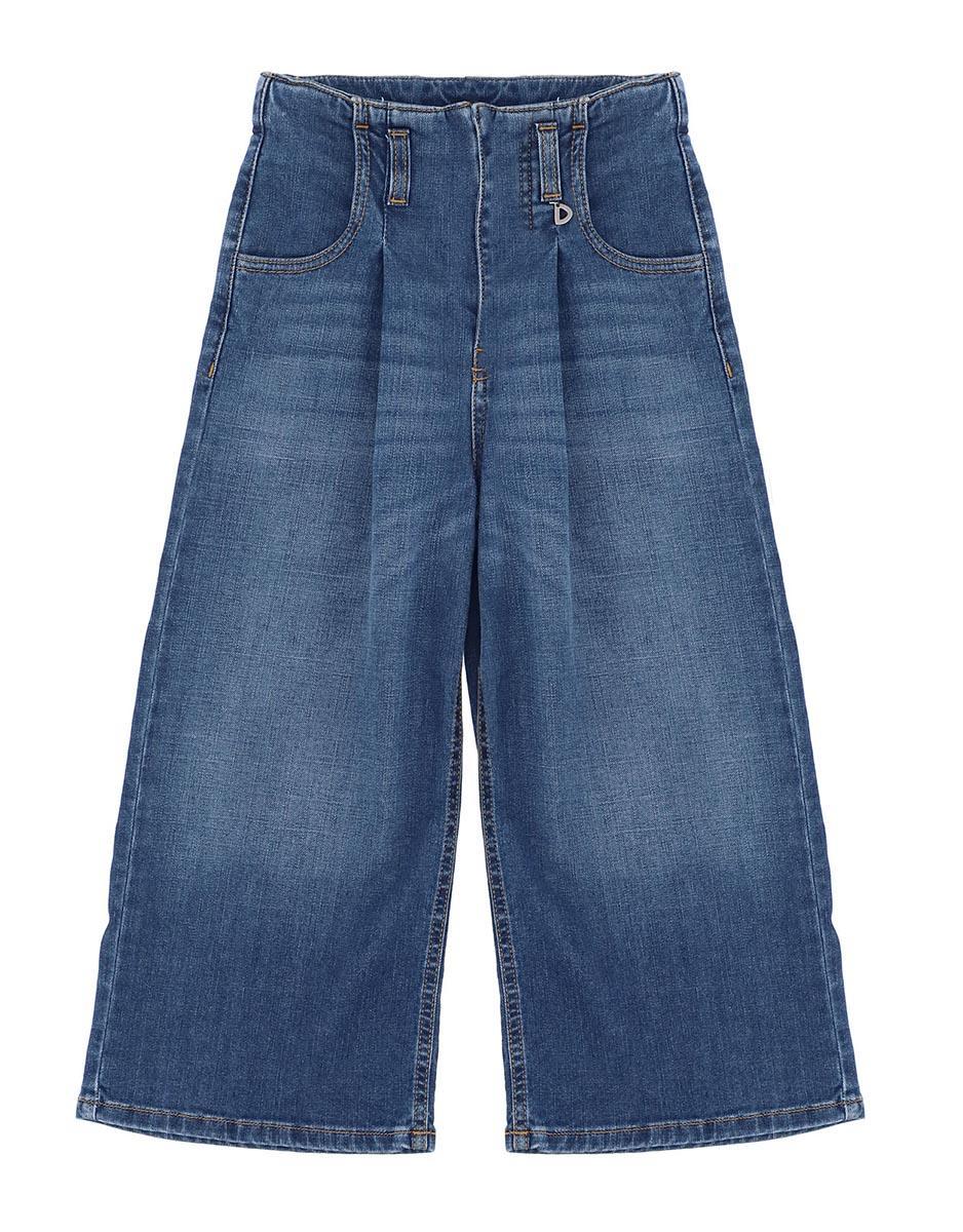 Pantalón Ancho Denim de Dixie