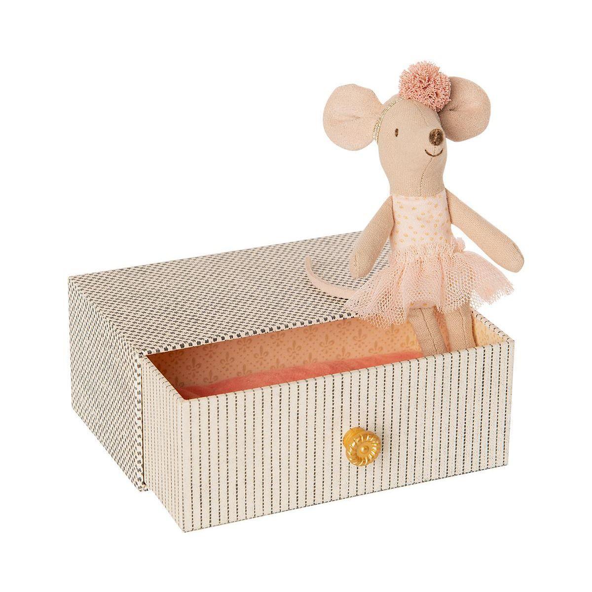 Ratoncita Conejita en Caja de Maileg