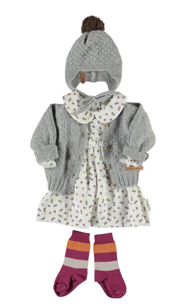 Vestido Infantil Peter Pan Piupiuchick