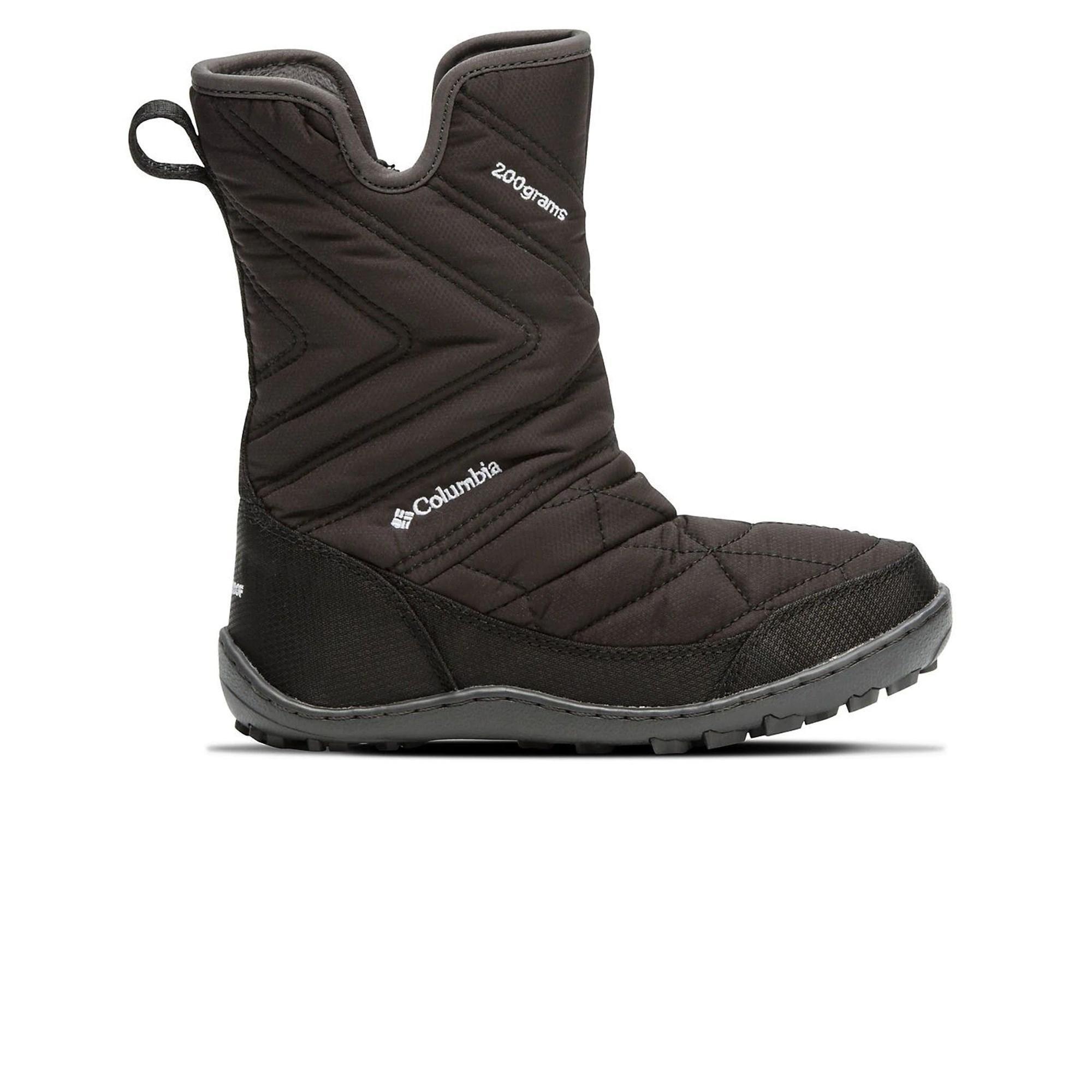 bota nieve columbia